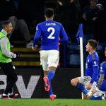 Bantai Aston Villa, Leicester City Menjauh dari Kejaran MU